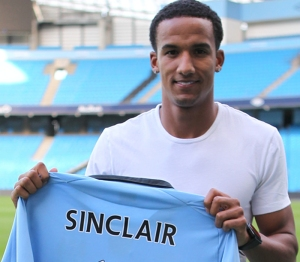 The day Scott Sinclair lost all of his potential and spent his time on the bench
